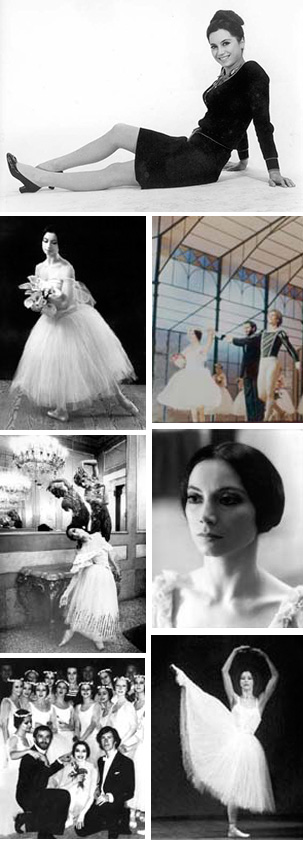 Maria grazia garofoli coreografa ballerina biografia for Antony tudor jardin aux lilas