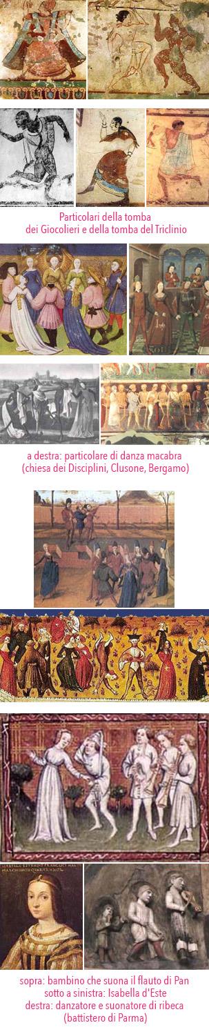 Maria grazia garofoli coreografa ballerina dalla for Antony tudor jardin aux lilas