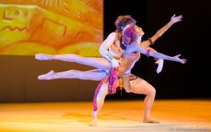 Aida - Coreografia