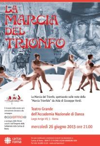 Aida - La marcia del Trionfo - Locandina
