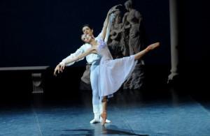 La Vedova Allegra - Coreografia